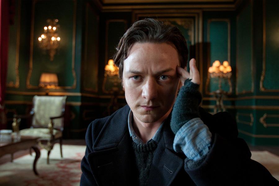 In foto James McAvoy (41 anni) Dall'articolo: Prima del Professor X e di Magneto.