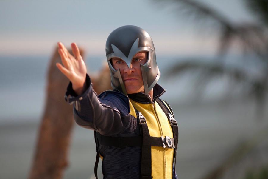 In foto Michael Fassbender (43 anni) Dall'articolo: Prima del Professor X e di Magneto.