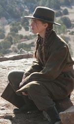 In foto Hailee Steinfeld (22 anni) Dall'articolo: C'era una volta il western.