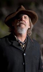 In foto Jeff Bridges (69 anni) Dall'articolo: C'era una volta il western.