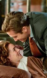 Il sesso è l'anima del commercio - Momenti di infinita tenerezza tra Jamie e Maggie.