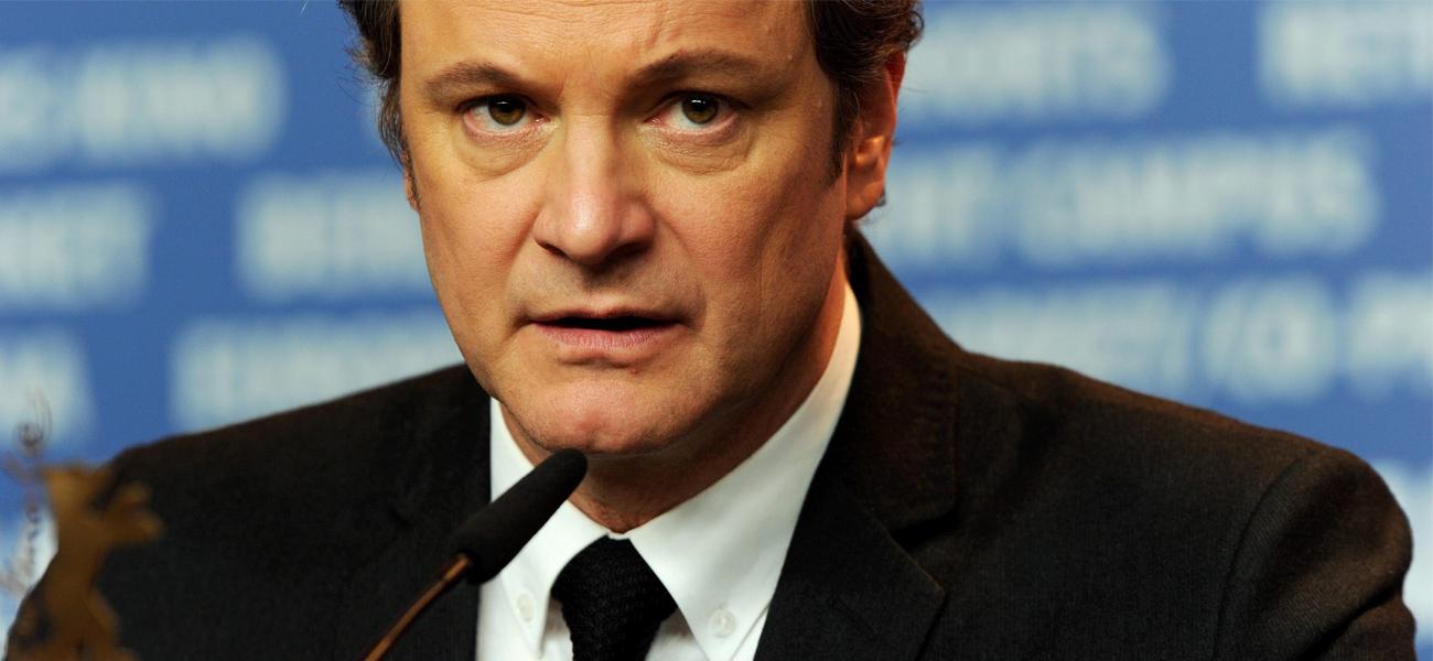 In foto Colin Firth (59 anni) Dall'articolo: Ho lavorato solo d'istinto.