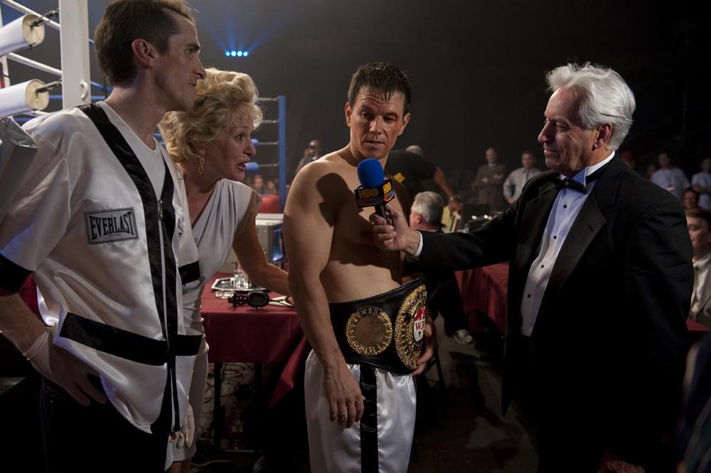 In foto Mark Wahlberg (47 anni) Dall'articolo: Fratelli sul ring.