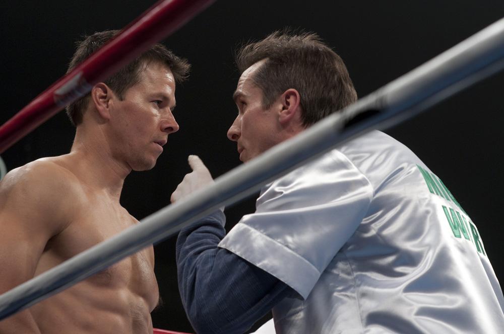 In foto Christian Bale (44 anni) Dall'articolo: Fratelli sul ring.