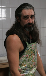 Holy Water, le foto dal set - Una foto del film Holy Water.
