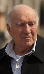 In foto Michel Piccoli (95 anni) Dall'articolo: Habemus Papam, le foto.