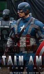 Teschio Rosso fa la sua comparsa con l'uniforme dell'Hydra - Un wallpaper di Captain America: The First Avenger.