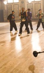 Streetdance 3D, le foto - Una foto dal set del film Streetdance 3D di Max Giwa e Dania Pasquini.