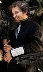 In foto Zack Snyder (53 anni) Dall'articolo: Una mappa, il fuoco, un coltello e una chiave.