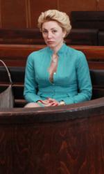 Michelle Bonev: 'Il mio film è la mia difesa' - Jana a processo in una scena del film Goodbye mama.