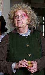 Michelle Bonev: 'Il mio film è la mia difesa' - La nonna Maria nell'ospizio dove è stata abbandonata dalla figlia Jana.