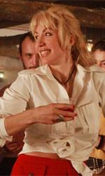 Michelle Bonev: 'Il mio film è la mia difesa' - Goodbye mama è diretto, prodotto, sceneggiato e interpretato da Michelle Bonev (in foto), artista bulgara con cittadinanza italiana.