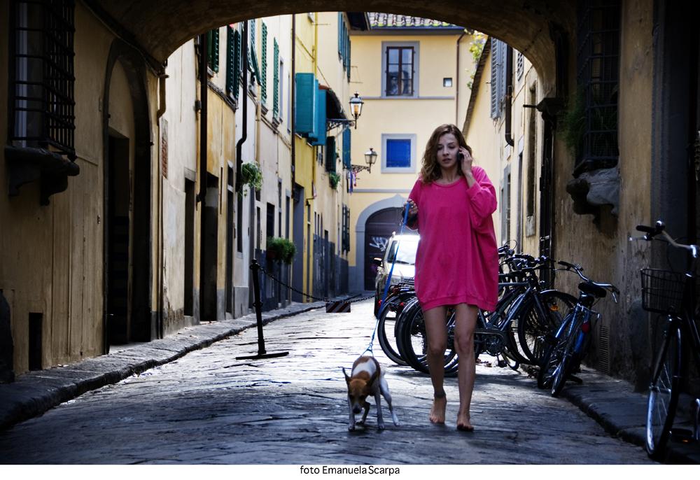 In foto Myriam Catania (40 anni) Dall'articolo: Si può dire no: anche alla commedia all'italiana.