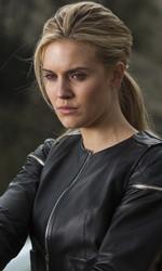 The Rock cerca vendetta - Lily in una scena del film Faster.