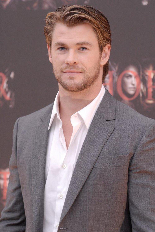 In foto Chris Hemsworth (35 anni) Dall'articolo: Kenneth e Chris: la strana coppia che fa tremare Asgard.