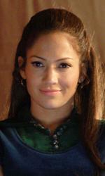 Jennifer Lopez e Marc Anthony nel film su Hector Lavoe - Puchi in una scena del film El cantante.