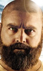In foto Zach Galifianakis (51 anni) Dall'articolo: Una notte da leoni 2, i character poster italiani.
