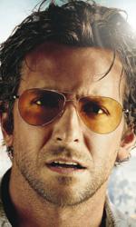 In foto Bradley Cooper (45 anni) Dall'articolo: Una notte da leoni 2, i character poster italiani.