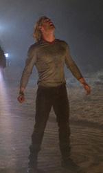 Un Dio arriva a salvarci - Thor urla al cielo in una scena del film Thor.
