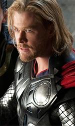 Un Dio arriva a salvarci - Thor (Chris Hemsworth) e Loki (Tom Hiddleston) in una scena del film Thor di Kenneth Branagh.