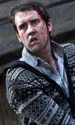 Questa notte unisciti a me e confronta il tuo destino - Neville probabilmente dopo aver ucciso Nagini.