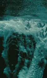 Questa notte unisciti a me e confronta il tuo destino - Il trio dopo essersi tuffato dal drago nel lago.