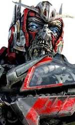 Ci avete mentito, avete fatto un grosso sbaglio - Sentinel Prime.