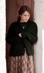 In foto Isabella Ragonese (39 anni) Dall'articolo: Isabella Ragonese e il suo primo incarico. Da attrice..