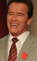 Arnold Schwarzenegger torna al cinema con Terminator 5 - L'attore ed ex governatore della California Arnold Schwarzenegger.