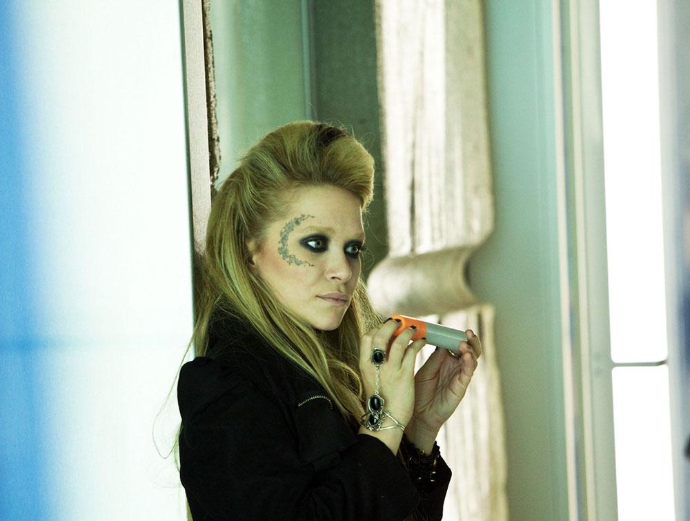 In foto Mary-Kate Olsen (33 anni) Dall'articolo: Beastly, la bella e la bestia frequentano il liceo.