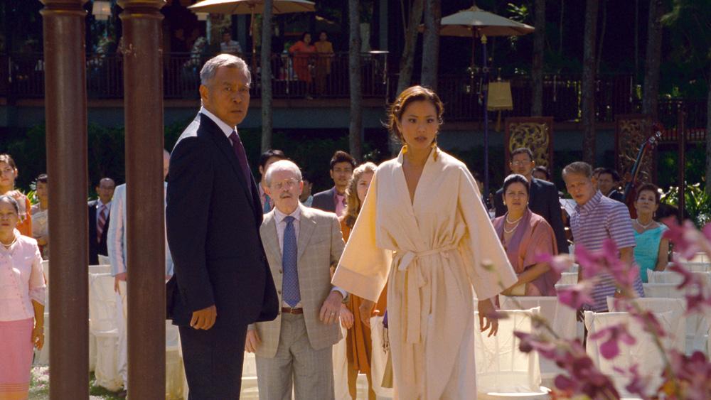 Fohn (Nirut Sirichanya) e Lauren -  Dall'articolo: Dall'opulenta Las Vegas a Bangkok.