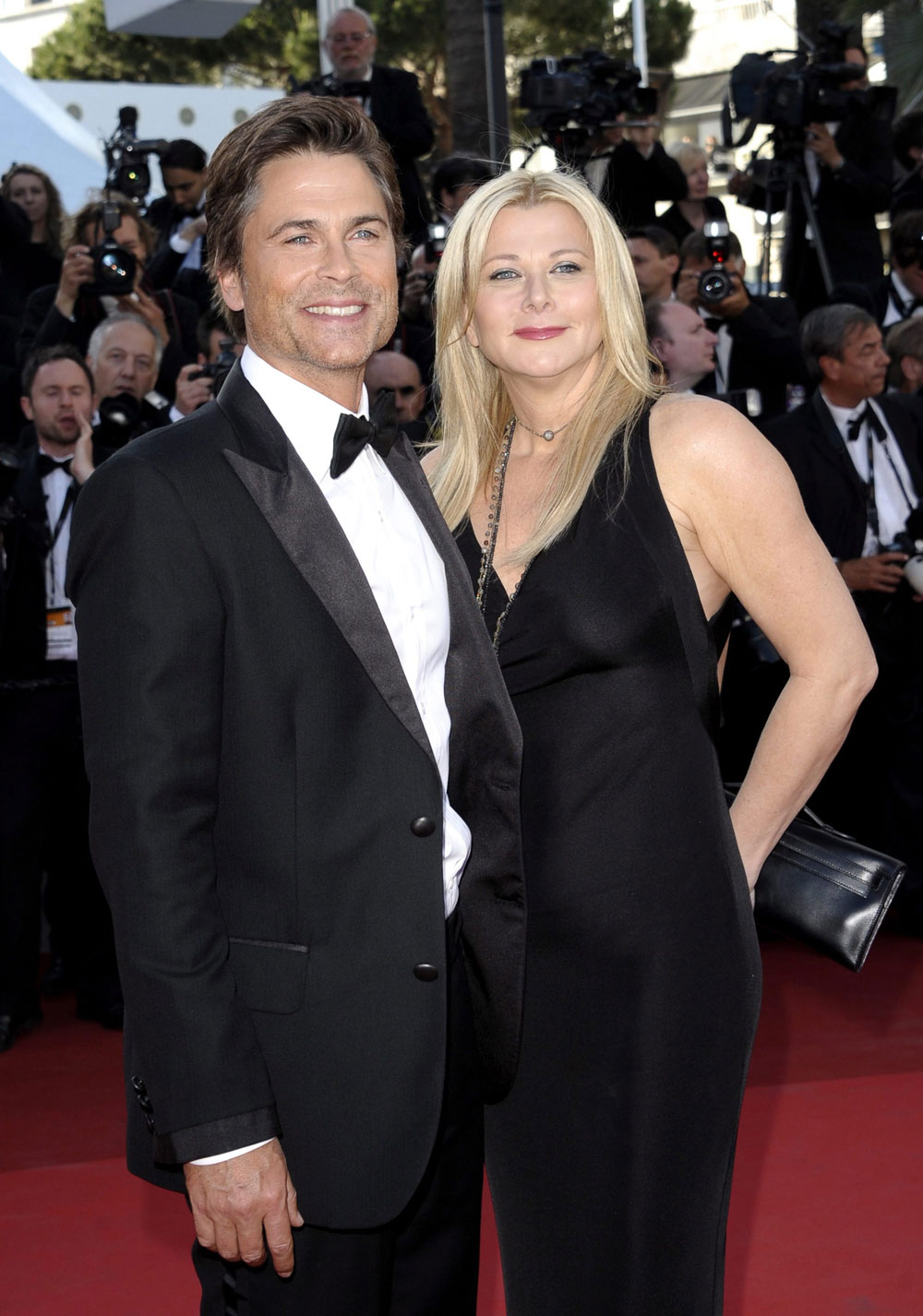 Il red carpet del film The tree of life. -  Dall'articolo: Cannes perde la testa per Malick.