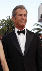 In foto Mel Gibson (62 anni) Dall'articolo: Paura e deliro a Cannes, la rivincita dei timidi.