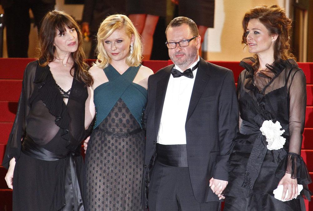 In foto Frank Ramirez Dall'articolo: Cannes, mercoledì di politica.