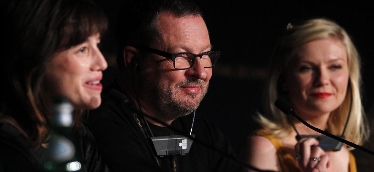 In foto Lars von Trier (65 anni) Dall'articolo: Cannes, espulso Lars Von Trier.