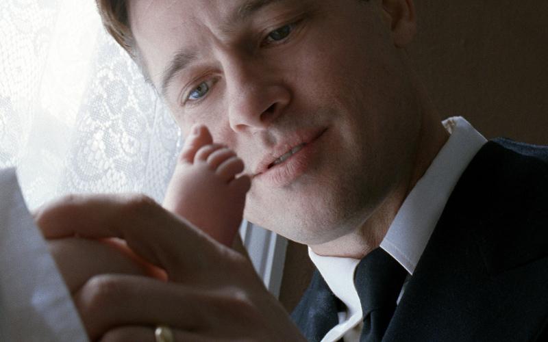 In foto Brad Pitt (57 anni) Dall'articolo: The Tree of Life: Palma d'oro sacrosanta.