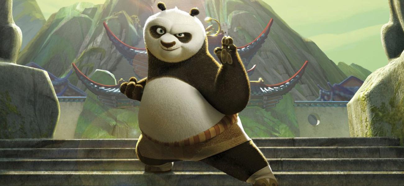 In foto una scena di Kung Fu Panda 2, grande atteso alla 57° edizione del Taormina Film Fest. -  Dall'articolo: Taormina Film Fest, il programma.