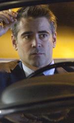 London Boulevard, le due anime del nero - Colin Farrell in una foto di scena del film London Boulevard, opera prima di William Monahan.