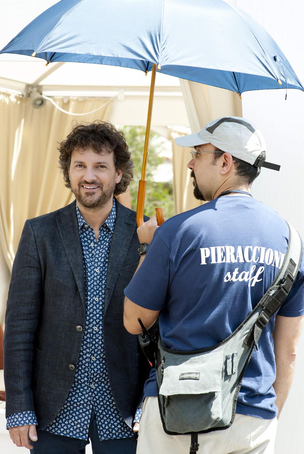 In foto Leonardo Pieraccioni (56 anni) Dall'articolo: Leonardo Pieraccioni, finalmente il paradiso.