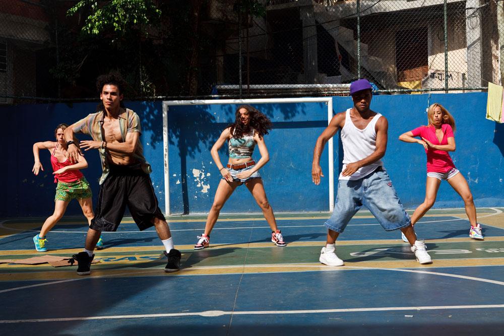 Una scena del film This is beat - Sfida di ballo di Robert Adetuyi. -  Dall'articolo: This is Beat, sfida di ballo a ritmo di hip hop.
