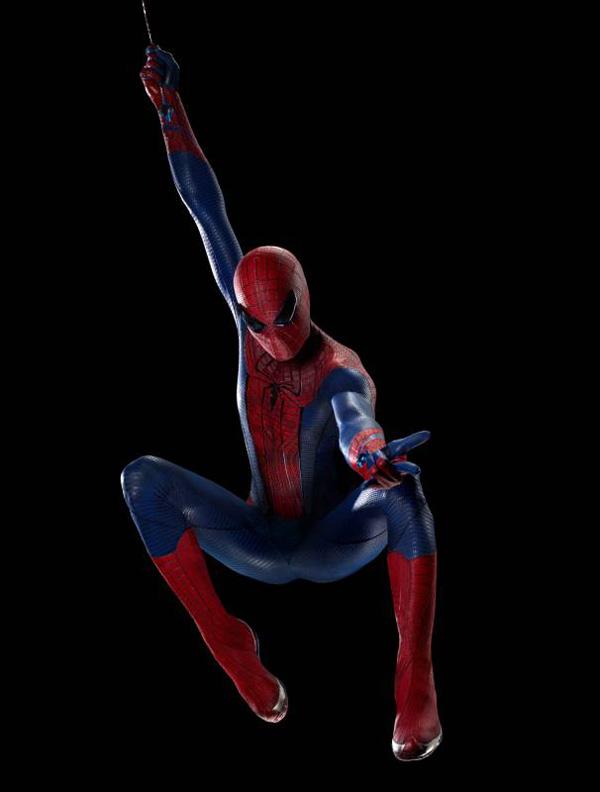 In foto Andrew Garfield (37 anni) Dall'articolo: The Amazing Spider-Man, nuove foto ufficiali.