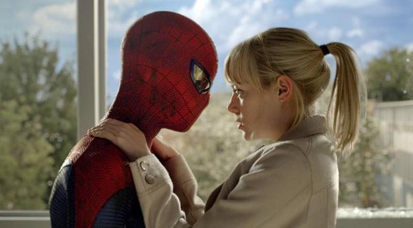 In foto Andrew Garfield (38 anni) Dall'articolo: The Amazing Spider-Man, nuove foto ufficiali.