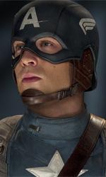 Un'estate da supereroi - Chris Evans in una foto del film Captain America: Il primo vendicatore, al cinema da venerdì 22 luglio 2011.