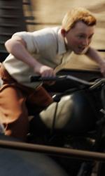 In foto Jamie Bell (33 anni) Dall'articolo: Comic-con 2011: Spielberg e Jackson parlano di Tintin.