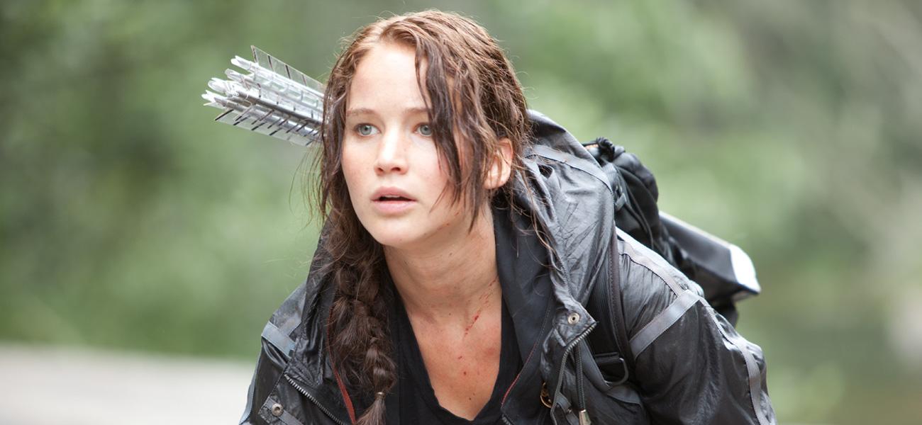 In foto Jennifer Lawrence (29 anni) Dall'articolo: The Hunger Games, l'apocalisse di Katniss e Peeta.
