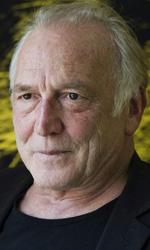 In foto André Wilms (74 anni) Dall'articolo: Locarno, è la volta di Kati Outinen e André Wilms.