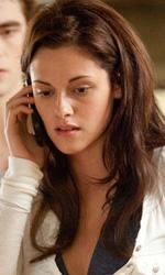 In foto Kristen Stewart (29 anni) Dall'articolo: A tre mesi dall'uscita, nuove foto ufficiali di Breaking Dawn.