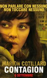 Contagion, il mondo nel panico - Il character poster di Marion Cotillard.