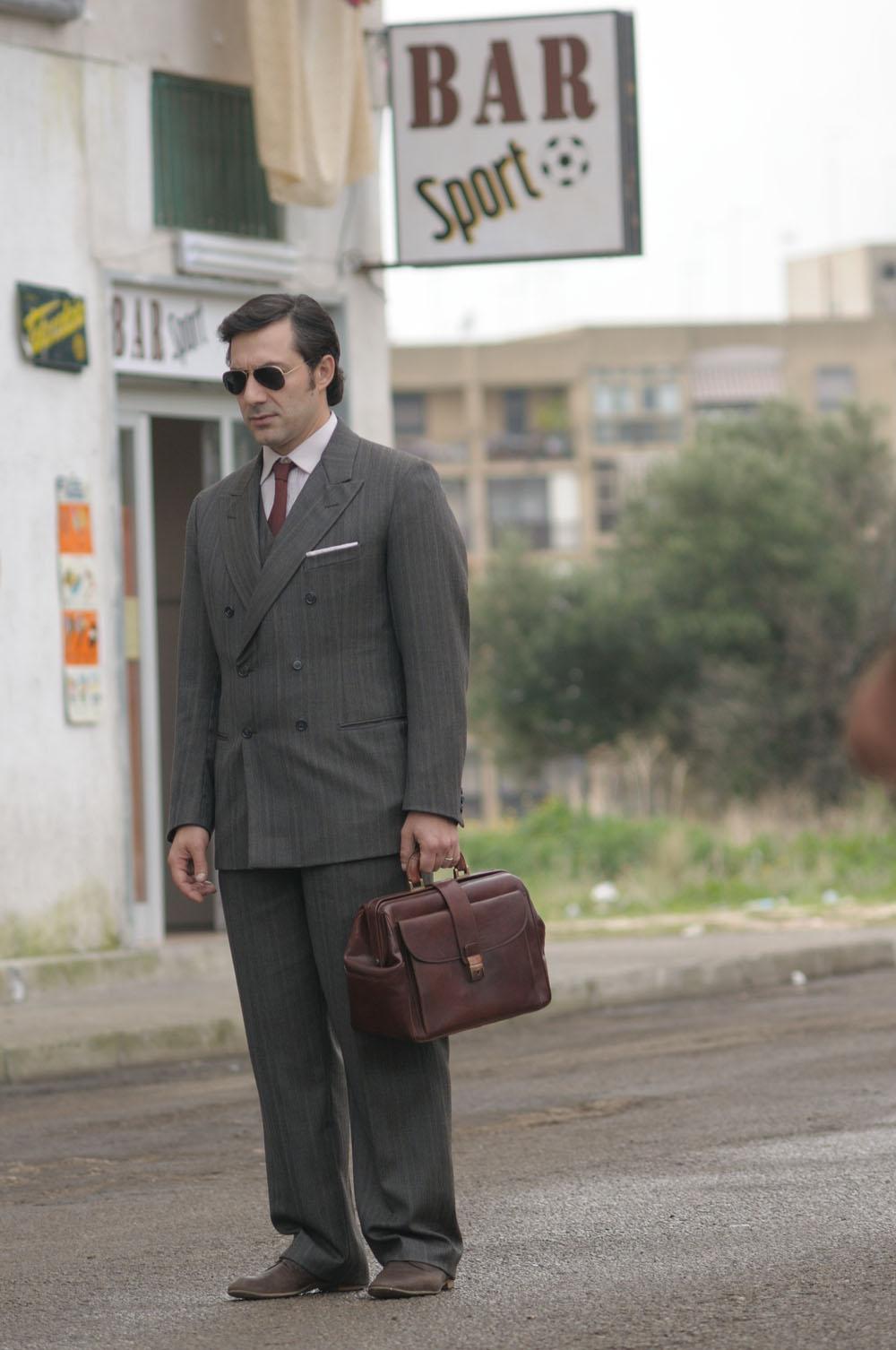 Una scena del film Ruggine. -  Dall'articolo: Filippo Timi, il fascino del cattivo.