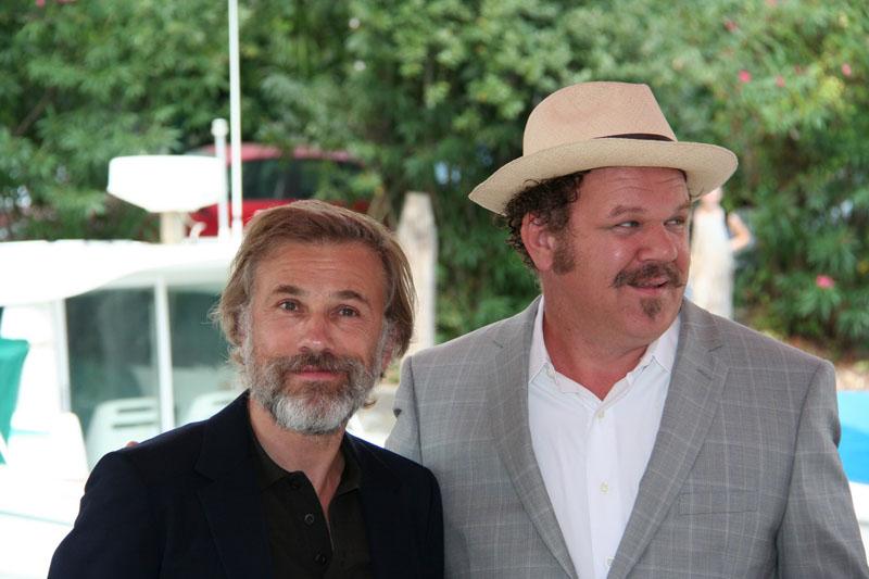 In foto John C. Reilly (55 anni) Dall'articolo: Carnage, il Lido ai piedi di Polanski.
